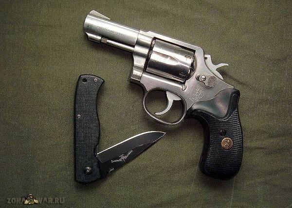 револьвер 415