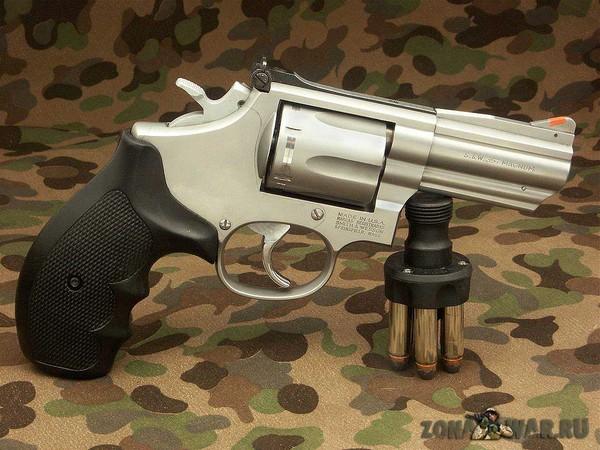 револьвер 416