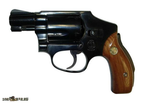 револьвер 417