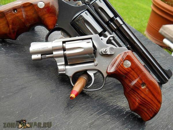 револьвер 419