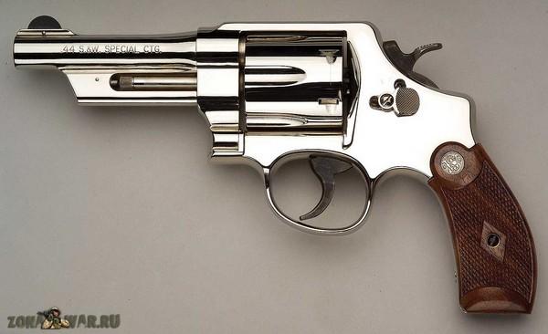 револьвер 420