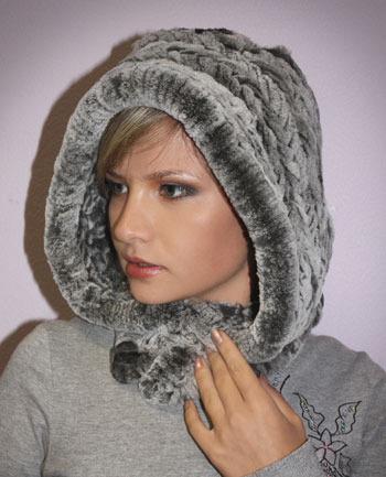 красота »-шапки с мехом.