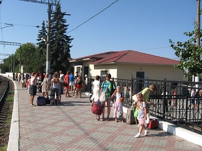 Станция Мекензиевы горы