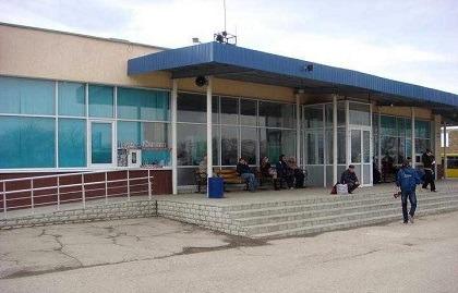 Симферополь - автостанция Западная