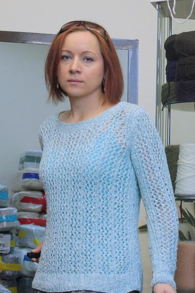 Фантазийный Пуловер С Доставкой