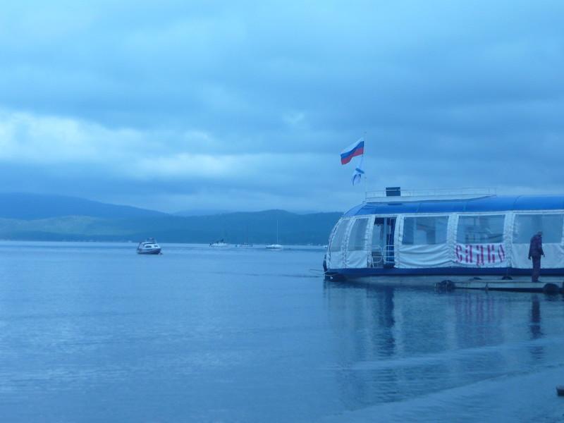 На остров Святой Веры (09.09.2013)