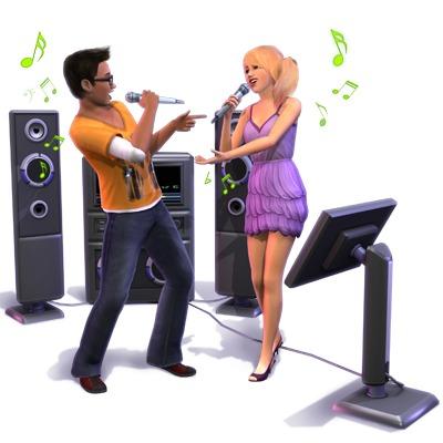 Шестой аддон The Sims 3™ Шоу-бизнес I-3433