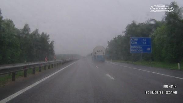 М4 Дон трасса скорость Тульская область