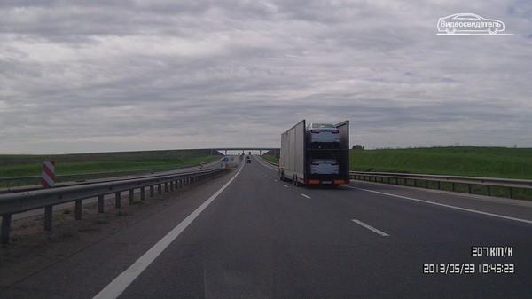 М4 Дон трасса скорость