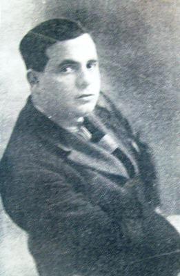 Итальянский тенор Оресте де Бернарди
