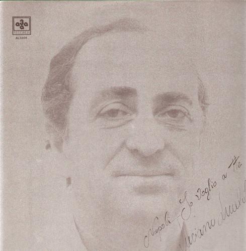 репертуар неаполитанского тенора Лучиано Луальди