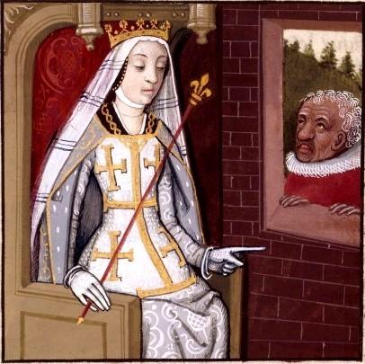 Королева Джованна или Ночь Душителей
