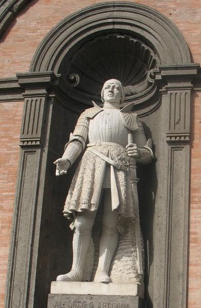 Alfonso I di Napoli(1396-1458)