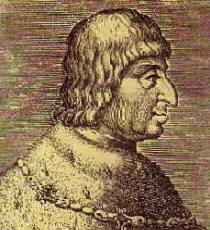 Основатель арагонский династии в Неаполе король Альфонсо I