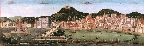 Tavola Strozzi - это картина, выполненная маслом по дереву