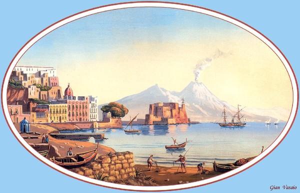 в 1504 году Франция потеряла свою долю в Неаполе