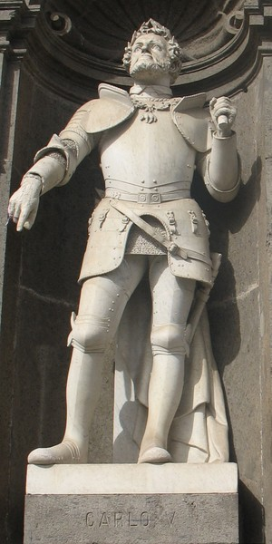 """В 16-м и 17-м веках Неаполь был """"испанским"""""""