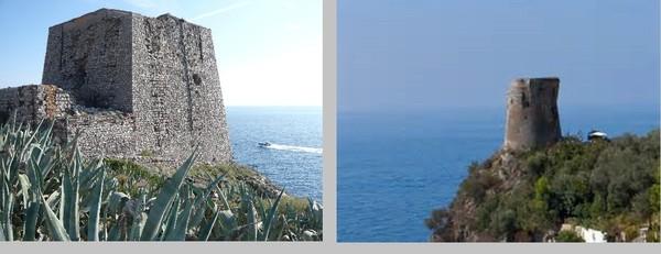 Сарацинские башни