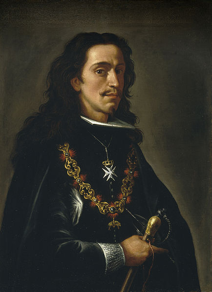 Им командовал 18-летний адмирал Хуан Хозе Австрийский