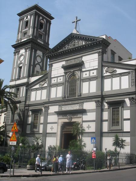 Chiesa di Santa Maria di Piedigrotta – Церковь Святой Марии