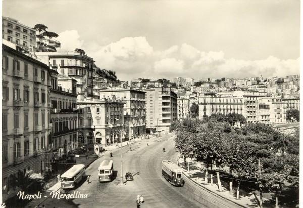 Вот так выглядели улицы этого района в то время.