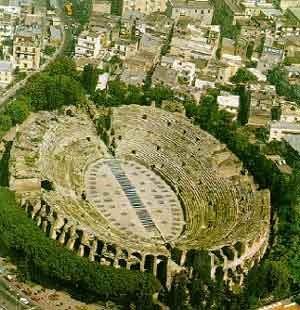 мы направились в Поццуоли – древний городок
