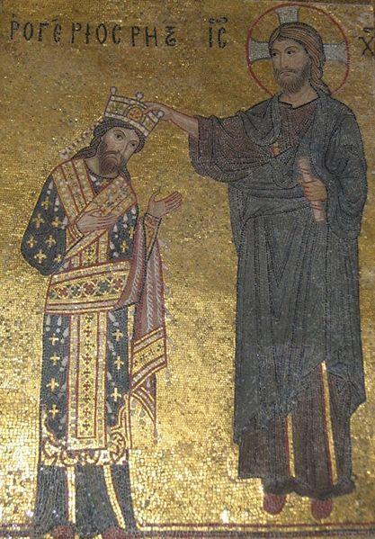 народ Сицилии узрел своего короля. Вассалы