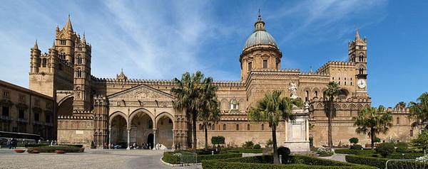В кафедральном соборе сицилийской столицы Палермо