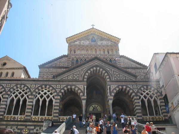 Кафедральный собор Амальфи