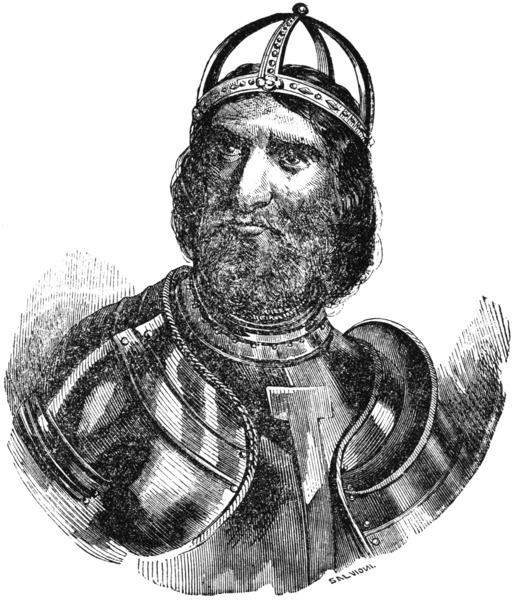 династическая череда сделала императором Фридриха Барбаросса