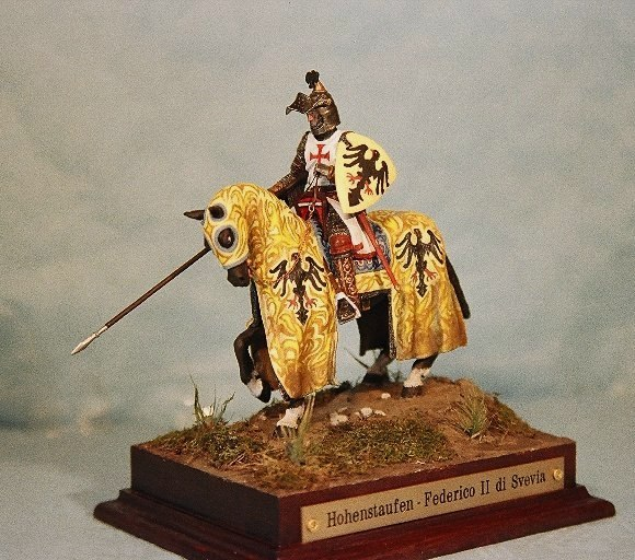 Федерико II Швабский (Гогенштауфен)