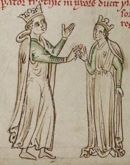 Свадьба Фридриха и Изабеллы Английской
