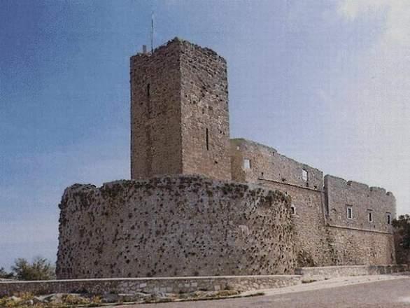 Нагорный Замок Сант'Анжело