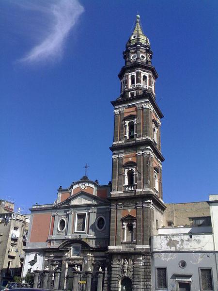 Девятая прогулка по истории Неаполя