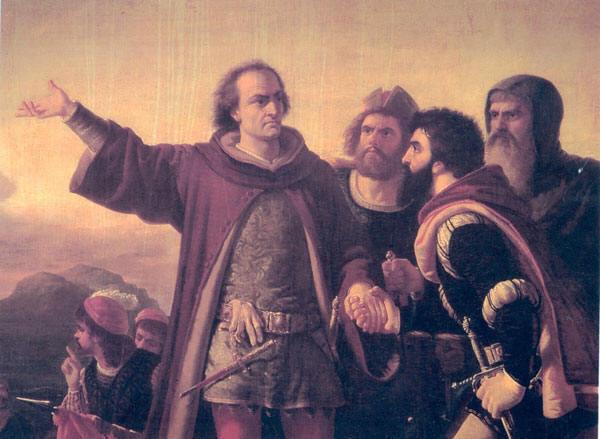Джованни ди Прочида добился тайной аудиенции императора