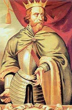 Карл, имевший войско достаточное для завоевания Византии