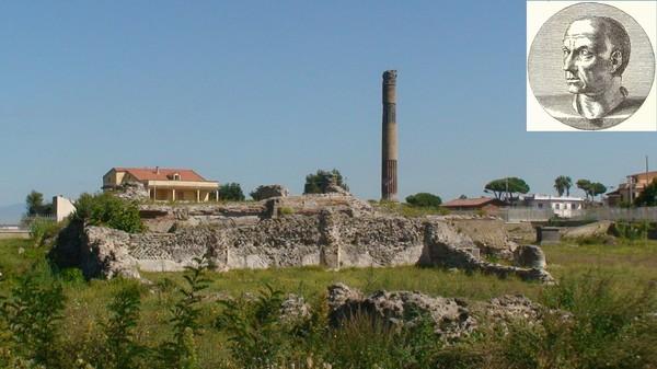 Литернум перестал существовать еще в 8-м веке, но остатки виллы Сципиона неаполитанцы хранят
