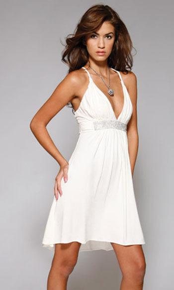 Ru как вам короткое свадебное платье