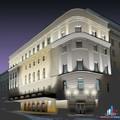 История театра Оперетты началась в 1922 году, однако спектакли в его здании начались раньше.
