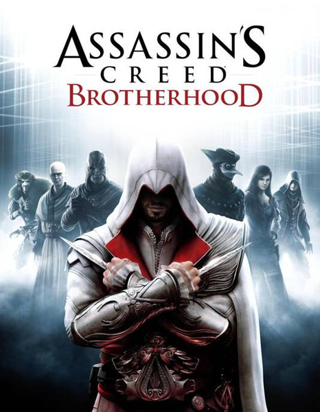 Assassins creed brotherhood.png - Assassins Creed Brotherhood и.