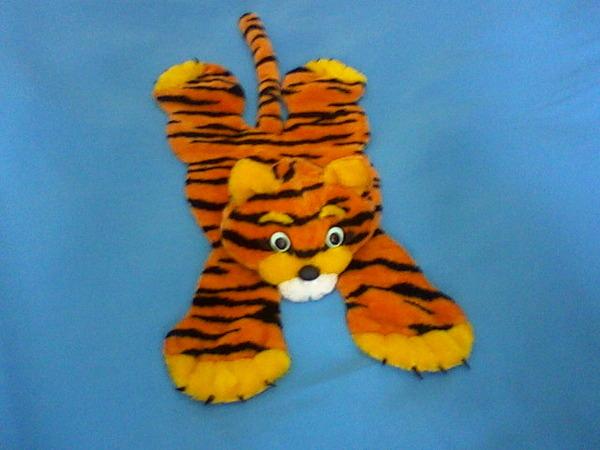 Как сделать своими руками тигра 100
