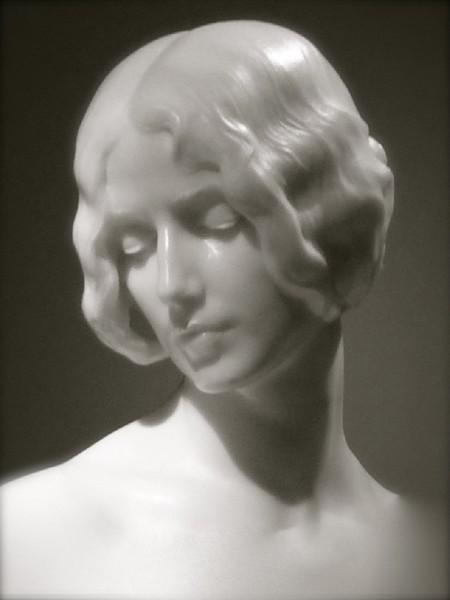 скульптура из мрамора: