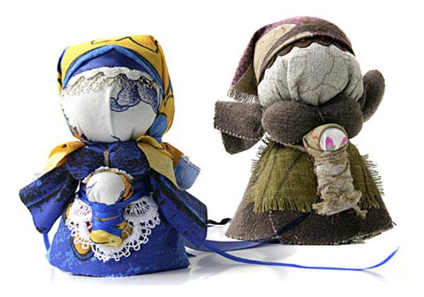 handmadepresent - МК по куклам-оберегам (куклы берегини)