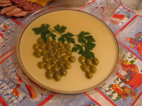 Заливное с желатином и майонезом рецепт пошагово