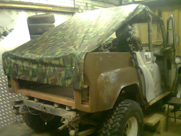 Подготовка к сезону 2013 I-450