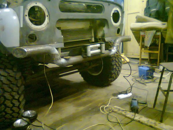 Подготовка к сезону 2013 I-460