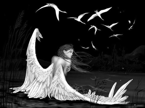 Здравствуйте, доктор.  Бинтуете слабые крылья.  Нет.  А мечты, что сомненьями часто грешат.