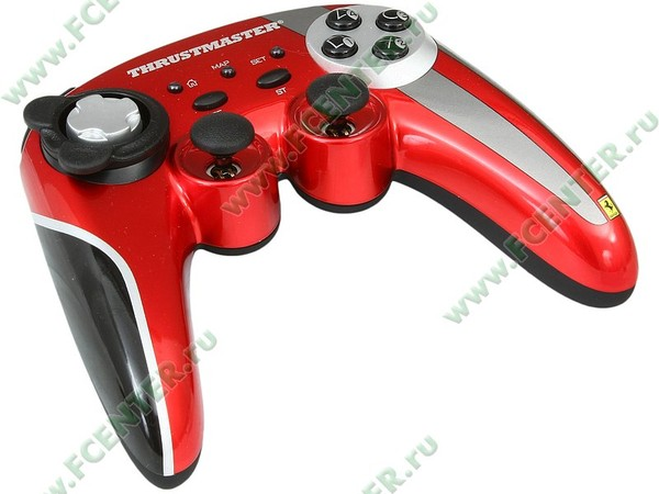 Thrustmaster &;f1 wireless gamepad ferrari 150 italia alonso edition