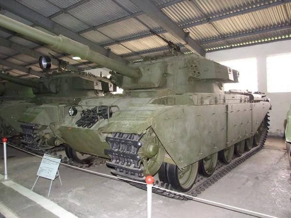 Танки Мира №17 Centurion MkV