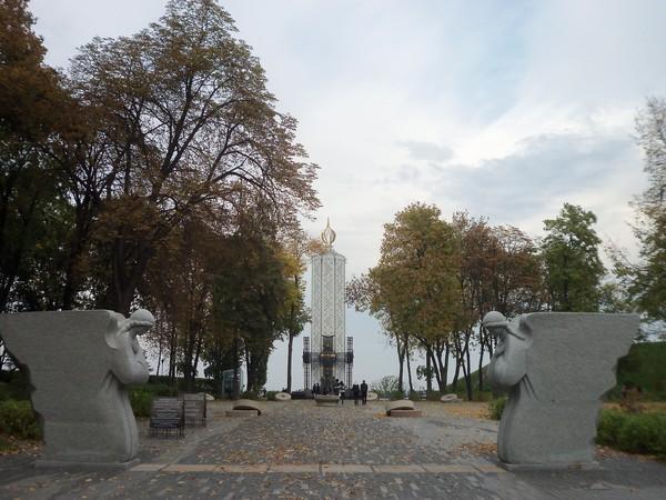 музей голодомора в Киеве